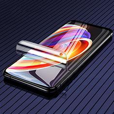 Realme Q2 Pro 5G用高光沢 液晶保護フィルム フルカバレッジ画面 Realme クリア