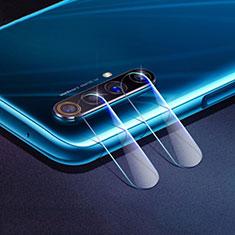 Realme X50 5G用強化ガラス カメラプロテクター カメラレンズ 保護ガラスフイルム Realme クリア