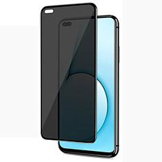 Realme X50 5G用反スパイ 強化ガラス 液晶保護フィルム Realme クリア