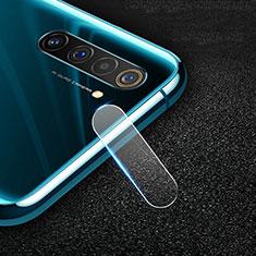 Realme X50 Pro 5G用強化ガラス カメラプロテクター カメラレンズ 保護ガラスフイルム Realme クリア