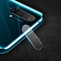 Realme X50m 5G用強化ガラス カメラプロテクター カメラレンズ 保護ガラスフイルム C02 Realme クリア