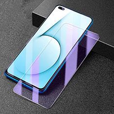 Realme X50m 5G用アンチグレア ブルーライト 強化ガラス 液晶保護フィルム Realme クリア