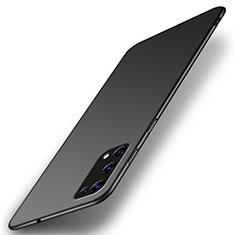 Realme X7 Pro 5G用ハードケース プラスチック 質感もマット カバー M01 Realme ブラック