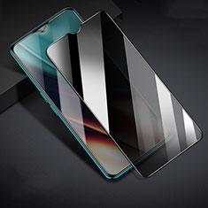 Realme XT用反スパイ 強化ガラス 液晶保護フィルム M02 Realme クリア