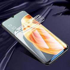 Realme XT用高光沢 液晶保護フィルム フルカバレッジ画面 F03 Realme クリア