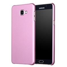 Samsung Galaxy A3 (2017) SM-A320F用ハードケース プラスチック 質感もマット M01 サムスン ローズゴールド