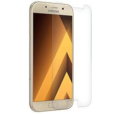 Samsung Galaxy A3 (2017) SM-A320F用強化ガラス 液晶保護フィルム T02 サムスン クリア