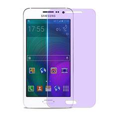 Samsung Galaxy A3 SM-300F用アンチグレア ブルーライト 強化ガラス 液晶保護フィルム サムスン クリア