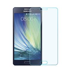 Samsung Galaxy A5 Duos SM-500F用強化ガラス 液晶保護フィルム サムスン クリア