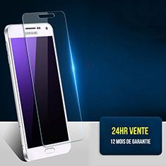 Samsung Galaxy A5 Duos SM-500F用強化ガラス 液晶保護フィルム T02 サムスン クリア