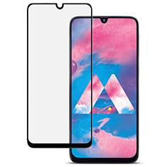 Samsung Galaxy A50用強化ガラス フル液晶保護フィルム サムスン ブラック