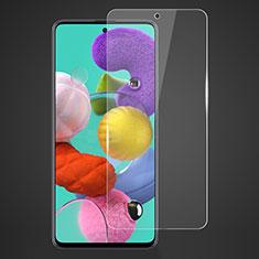 Samsung Galaxy A51 5G用強化ガラス 液晶保護フィルム サムスン クリア