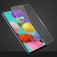 Samsung Galaxy A51 5G用強化ガラス 液晶保護フィルム T01 サムスン クリア