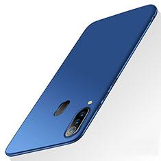 Samsung Galaxy A60用ハードケース プラスチック 質感もマット M01 サムスン ネイビー