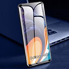 Samsung Galaxy A60用強化ガラス フル液晶保護フィルム サムスン ブラック