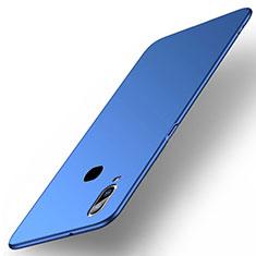 Samsung Galaxy A6s用ハードケース プラスチック 質感もマット M03 サムスン ネイビー