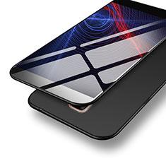 Samsung Galaxy A7 (2016) A7100用ハードケース プラスチック 質感もマット M02 サムスン ブラック