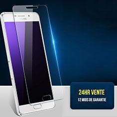 Samsung Galaxy A7 (2016) A7100用強化ガラス 液晶保護フィルム T02 サムスン クリア
