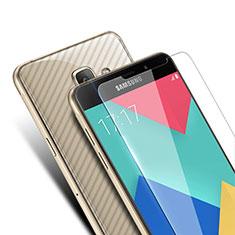 Samsung Galaxy A7 (2016) A7100用強化ガラス 液晶保護フィルム サムスン クリア
