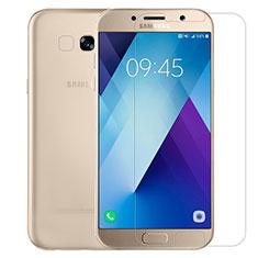 Samsung Galaxy A7 (2017) A720F用強化ガラス 液晶保護フィルム サムスン クリア