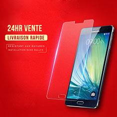 Samsung Galaxy A7 SM-A700用強化ガラス 液晶保護フィルム T02 サムスン クリア