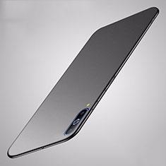 Samsung Galaxy A70用ハードケース プラスチック 質感もマット M01 サムスン ブラック