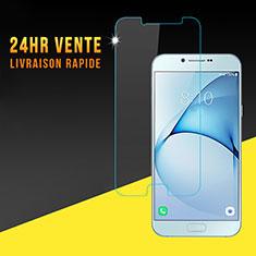 Samsung Galaxy A8 (2016) A8100 A810F用強化ガラス 液晶保護フィルム サムスン クリア