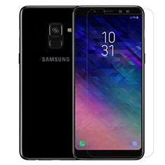 Samsung Galaxy A8 (2018) Duos A530F用強化ガラス 液晶保護フィルム サムスン クリア
