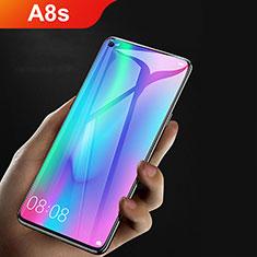 Samsung Galaxy A8s SM-G8870用強化ガラス 液晶保護フィルム T01 サムスン クリア