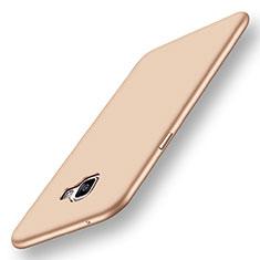Samsung Galaxy A9 (2016) A9000用極薄ソフトケース シリコンケース 耐衝撃 全面保護 S01 サムスン ゴールド