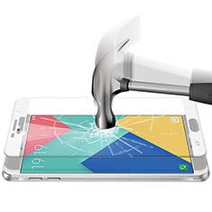 Samsung Galaxy A9 (2016) A9000用強化ガラス フル液晶保護フィルム F04 サムスン ホワイト