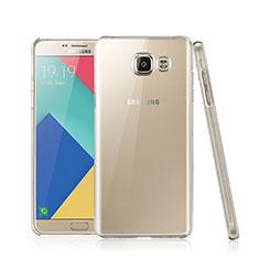 Samsung Galaxy A9 Pro (2016) SM-A9100用ハードケース クリスタル クリア透明 サムスン クリア