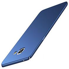 Samsung Galaxy A9 Pro (2016) SM-A9100用ハードケース プラスチック 質感もマット M05 サムスン ネイビー