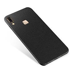 Samsung Galaxy A9 Star SM-G8850用極薄ソフトケース シリコンケース 耐衝撃 全面保護 S01 サムスン ブラック
