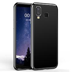 Samsung Galaxy A9 Star SM-G8850用極薄ソフトケース シリコンケース 耐衝撃 全面保護 クリア透明 カバー サムスン クリア