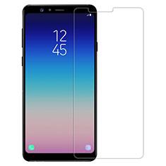 Samsung Galaxy A9 Star SM-G8850用強化ガラス 液晶保護フィルム T01 サムスン クリア