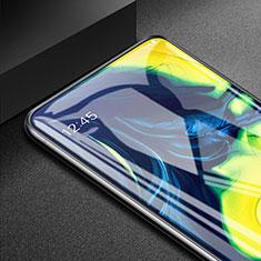 Samsung Galaxy A90 4G用強化ガラス 液晶保護フィルム T03 サムスン クリア