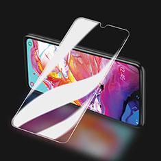 Samsung Galaxy A90 5G用強化ガラス 液晶保護フィルム サムスン クリア