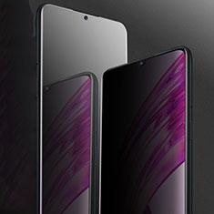 Samsung Galaxy A90 5G用反スパイ 強化ガラス 液晶保護フィルム サムスン クリア