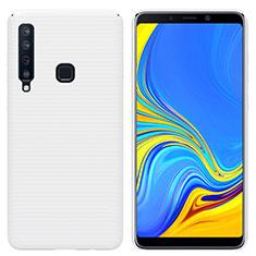 Samsung Galaxy A9s用ハードケース プラスチック 質感もマット M01 サムスン ホワイト
