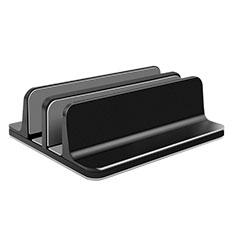 Samsung Galaxy Book Flex 13.3 NP930QCG用ノートブックホルダー ラップトップスタンド T06 サムスン ブラック
