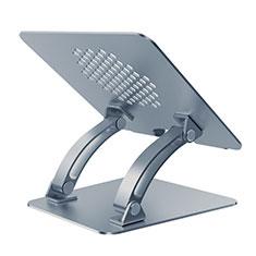 Samsung Galaxy Book Flex 13.3 NP930QCG用ノートブックホルダー ラップトップスタンド T09 サムスン グレー