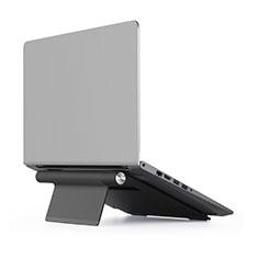 Samsung Galaxy Book Flex 15.6 NP950QCG用ノートブックホルダー ラップトップスタンド T11 サムスン ブラック