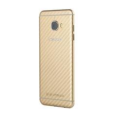 Samsung Galaxy C5 SM-C5000用背面保護フィルム 背面フィルム サムスン ホワイト