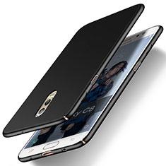 Samsung Galaxy C7 (2017)用ハードケース プラスチック 質感もマット M03 サムスン ブラック