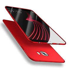 Samsung Galaxy C7 Pro C7010用ハードケース プラスチック 質感もマット M02 サムスン レッド