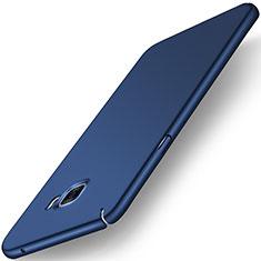 Samsung Galaxy C7 SM-C7000用ハードケース プラスチック 質感もマット M01 サムスン ネイビー