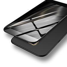 Samsung Galaxy C7 SM-C7000用ハードケース プラスチック 質感もマット M07 サムスン ブラック