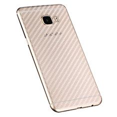 Samsung Galaxy C7 SM-C7000用背面保護フィルム 背面フィルム サムスン クリア