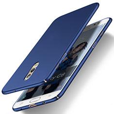 Samsung Galaxy C8 C710F用ハードケース プラスチック 質感もマット サムスン ネイビー